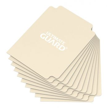 Ultimate Guard 10 intercalaires pour cartes Card Dividers taille standard Sable