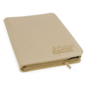 Ultimate Guard 8-Pocket ZipFolio XenoSkin Sable