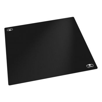 Ultimate Guard tapis de jeu 60 Monochrome Noir 61 x 61 cm