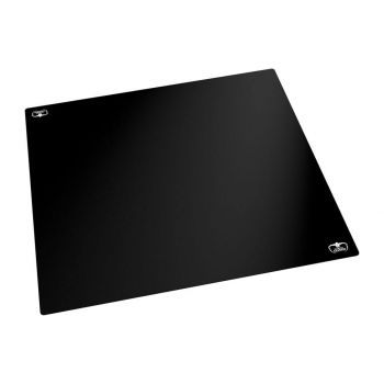 Ultimate Guard tapis de jeu 80 Monochrome Noir 80 x 80 cm