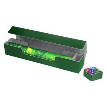 Ultimate Guard Flip´n´Tray Mat Case XenoSkin™ Vert