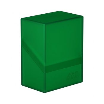 Ultimate Guard Boulder™ Deck Case 60+ taille standard Emerald