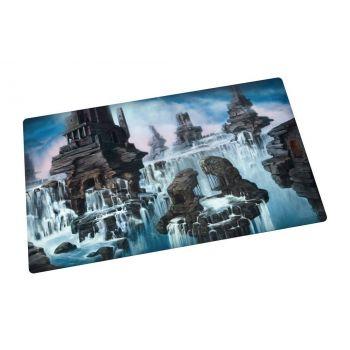 Ultimate Guard tapis de jeu Lands Edition II Île 61 x 35 cm