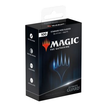 Magic the Gathering 100 pochettes Printed Sleeves taille standard Planeswalker