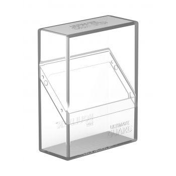 Ultimate Guard Boulder™ Deck Case 40+ taille standard Transparent