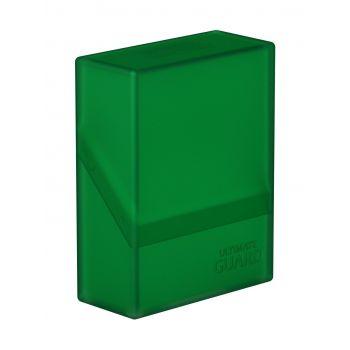 Ultimate Guard Boulder™ Deck Case 40+ taille standard Emerald