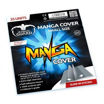 Ultimate Guard 25 couvertures Manga petit format