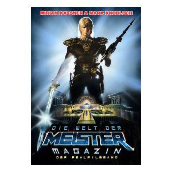 Masters of the Universe livre Die Welt der Meister Magazin: Der Realfilmband *ALLEMAND*
