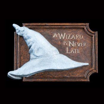 Le Seigneur des Anneaux aimant A Wizard Is Never Late