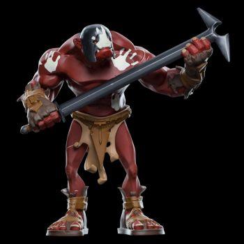 Le Seigneur des Anneaux figurine Mini Epics Uruk-Hai Berserker 17 cm --- EMBALLAGE ENDOMMAGE