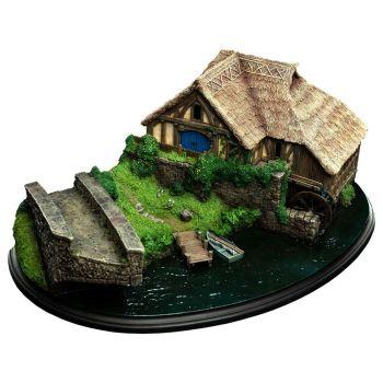 Le Hobbit : Un voyage inattendu Diorama Hobbiton Mill & Bridge 31 x 17 cm