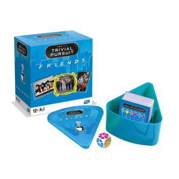 Friends jeu de cartes Trivial Pursuit Voyage *FRANCAIS*