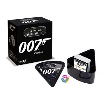 James Bond jeu de cartes Trivial Pursuit Voyage *FRANCAIS*