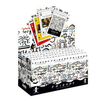 Friends présentoir jeux de cartes Waddingtons Number 1 (12) *FRANCAIS*