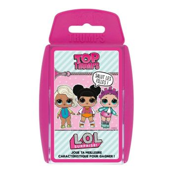 L.O.L. Surprise! jeu de cartes Top Trumps *FRANCAIS*