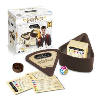 Harry Potter jeu de cartes Trivial Pursuit Voyage Vol. 2 *FRANCAIS*