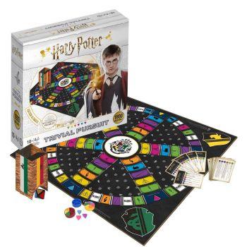 Harry Potter jeu de cartes Trivial Pursuit Ultimate Edition *FRANCAIS* --- EMBALLAGE ENDOMMAGE