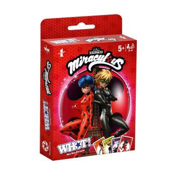 Miraculous, les aventures de Ladybug et Chat Noir jeu de cartes WHOT! *ALLEMAND*