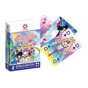 Sailor Moon jeux de cartes Number 1 *ALLEMAND*