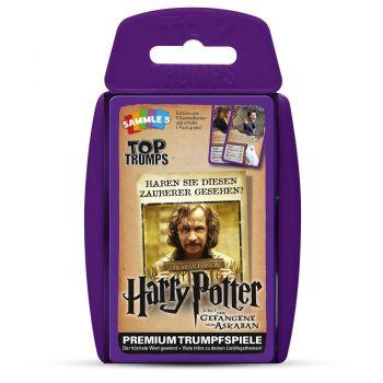 *****Harry Potter et le Prisonnier d'Azkaban Top Trumps *ALLEMAND*