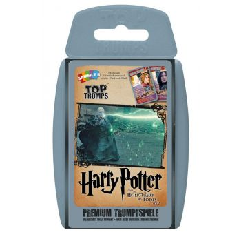 *****Harry Potter and the Deathly Hallows Part 2 Top Trumps *ALLEMAND*
