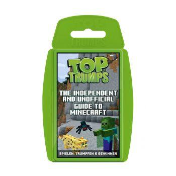 Independent & Unofficial Guide to Minecraft jeu de cartes Top Trumps *ALLEMAND*