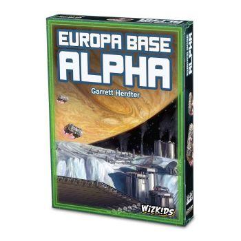 Europa Base Alpha jeu de plateau *ANGLAIS*