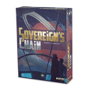 Sovereign's Chain jeu de cartes *ANGLAIS* --- EMBALLAGE ENDOMMAGE