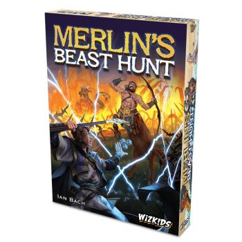 Merlin's Beast Hunt jeu de plateau *ANGLAIS*
