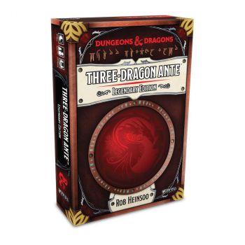 Three-Dragon Ante : Legendary Edition jeu de cartes *ANGLAIS*