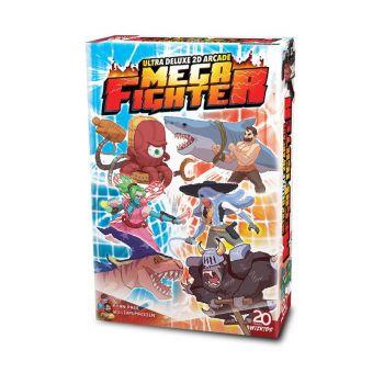 Ultra Deluxe 2D Arcade Mega Fighter jeu de cartes *ANGLAIS*