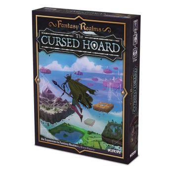 WizKids jeu de cartes Fantasy Realms : The Cursed Hoard *ANGLAIS*