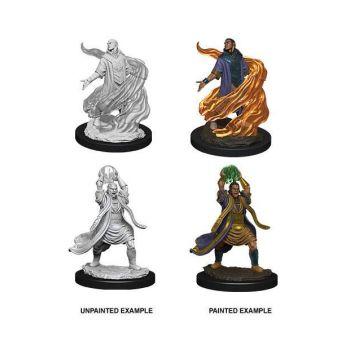 D&D Nolzur's Marvelous Miniatures assortiment packs miniatures à peindre Male Elf Sorcerer (6)