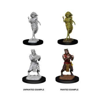 D&D Nolzur's Marvelous Miniatures assortiment packs miniatures à peindre Satyr & Dryad (6)
