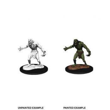 D&D Nolzur's Marvelous Miniatures assortiment packs miniatures à peindre Raging Troll (6)