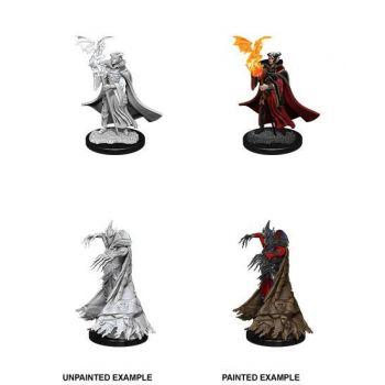 Pathfinder Battles Deep Cuts assortiment packs miniatures à peindre Cultist & Devil (6)