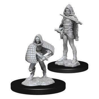 D&D Nolzur's Marvelous Miniatures packs miniatures à peindre Darkling Elder & Darklings (6)
