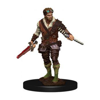 D&D Icons of the Realms miniature Premium prépeinte Human Rogue Male (6)