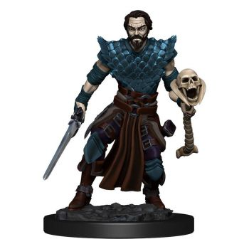 D&D Icons of the Realms miniature Premium prépeinte Human Warlock Male (6)