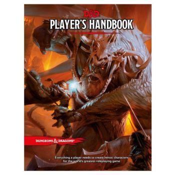 Dungeons & Dragons RPG Player's Handbook *ANGLAIS*