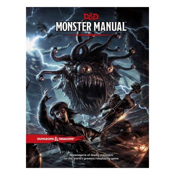 Dungeons & Dragons RPG Monster Manual *ANGLAIS*
