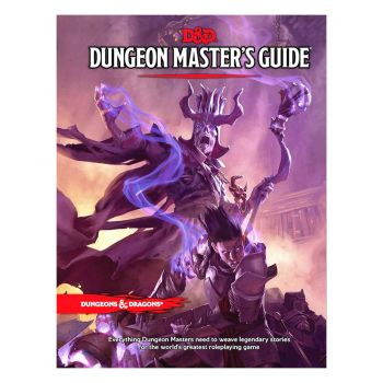 Dungeons & Dragons RPG Dungeon Master's Guide *ANGLAIS*