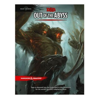 Dungeons & Dragons RPG Adventure Rage of Demons - Out of the Abyss *ANGLAIS*