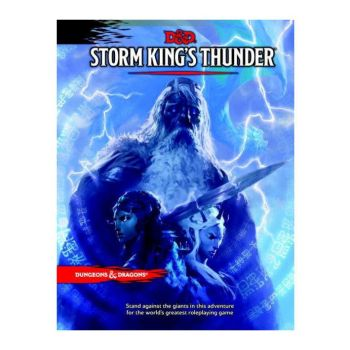 Dungeons & Dragons RPG Adventure Storm King's Thunder *ANGLAIS*