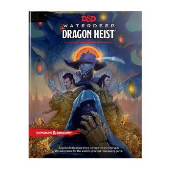 Dungeons & Dragons RPG Adventure Waterdeep : Dragon Heist *ANGLAIS*