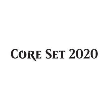Magic the Gathering Core Set 2020 Land Station Box *ANGLAIS*