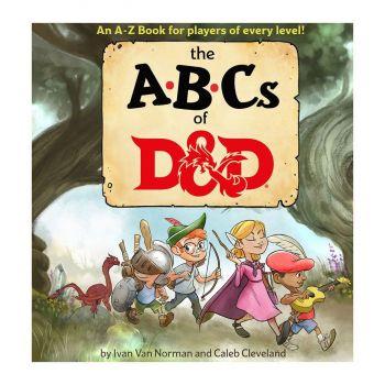 Dungeons & Dragons livre éducatif The ABCs of D&D *ANGLAIS*