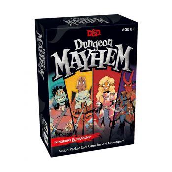Dungeons & Dragons jeu de cartes Dungeon Mayhem *ANGLAIS*