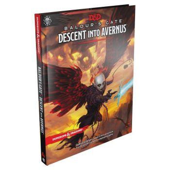 Dungeons & Dragons RPG Adventure Baldur's Gate : Descent Into Avernus *ANGLAIS*