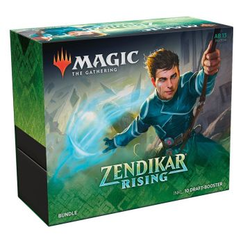 Magic the Gathering Zendikars Erneuerung Bundle *ALLEMAND*